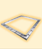 Draw Bar Frame